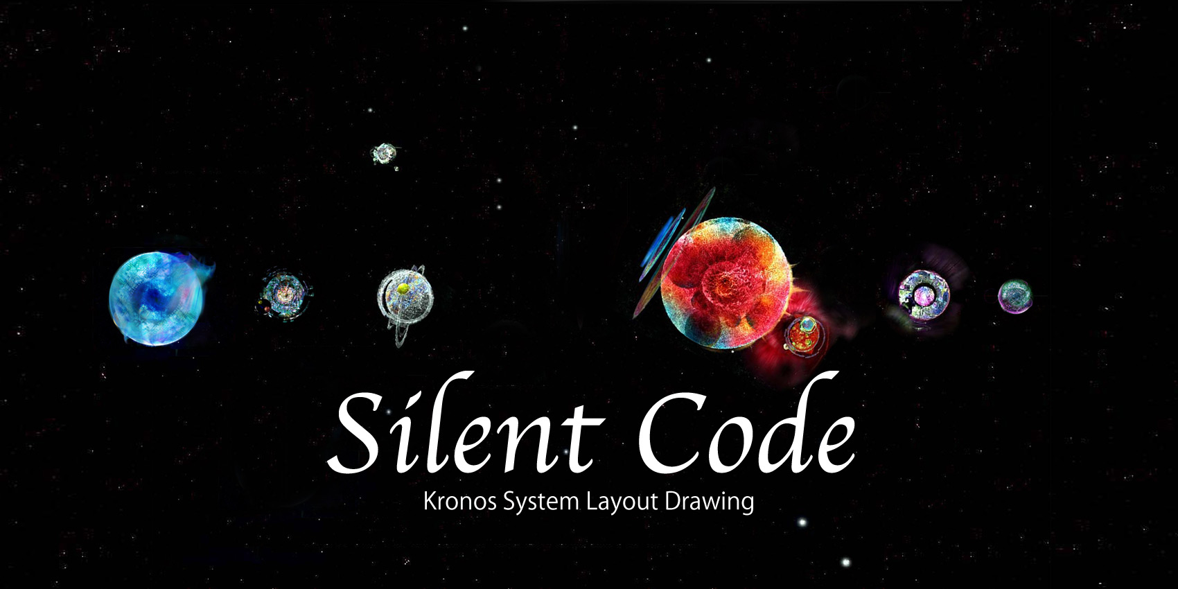 Silent Code - Kronos System Layout Drawing